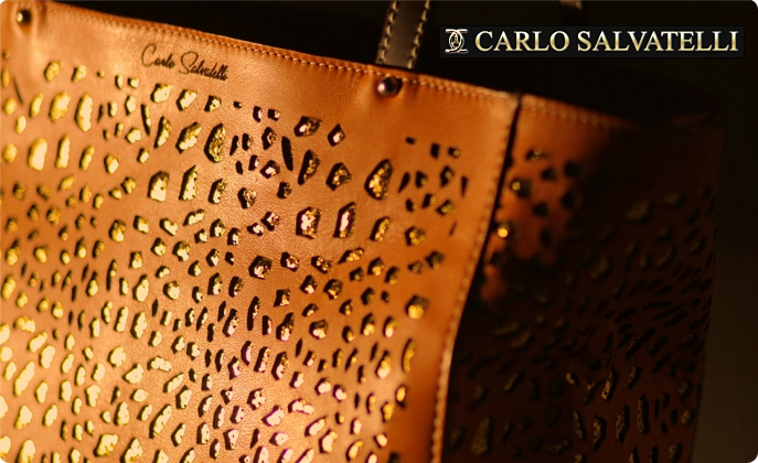 Сумки от Carlo Salvatelli