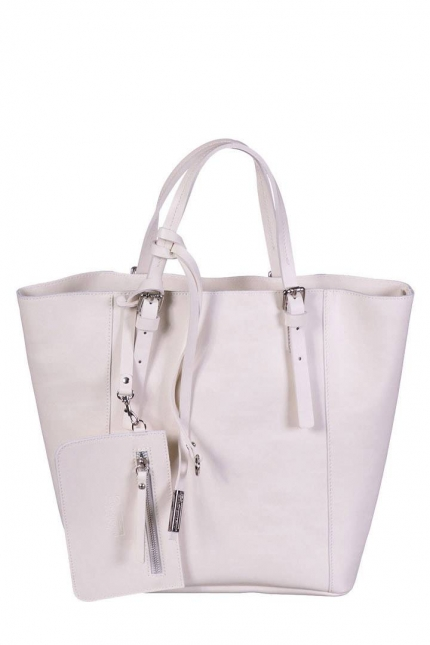 Женская сумка Gianni Chiarini, BS1036 LSR panna, белый