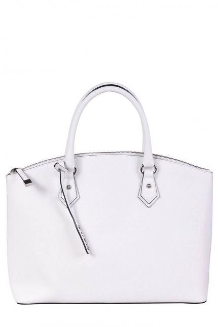 Женская сумка Cromia, CR1400588 bianco perla, белый