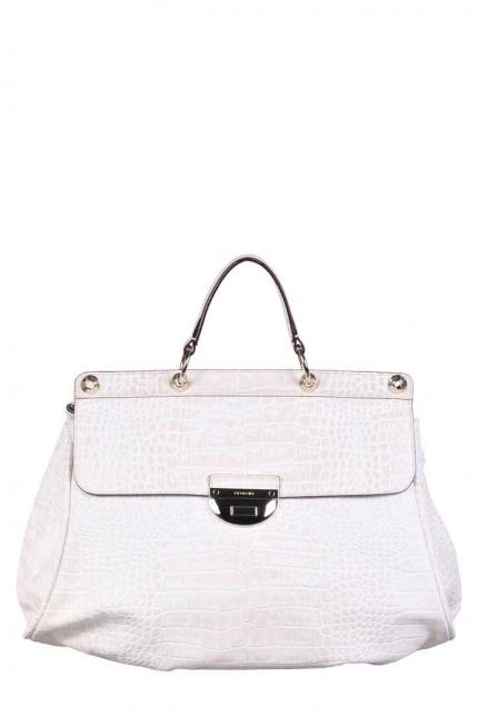 Женская сумка Cromia, CR1400679 bianco alba, бежевый