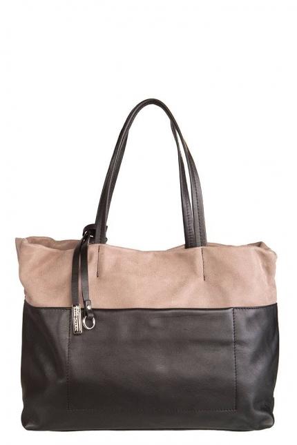 Женская сумка Gianni Chiarini, BS1217 CMR-PLM nero/ghian, черный
