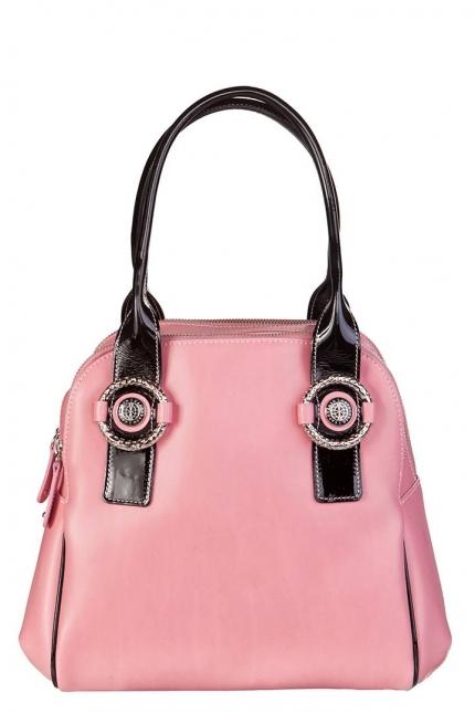 Сумка женская Capoverso CV34223 confetto/nero lha, розовая