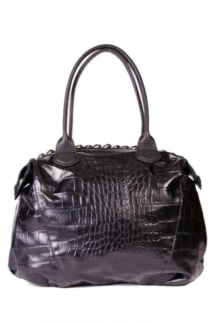 Женская сумка Cromia, CR1400390 nero conny,черный
