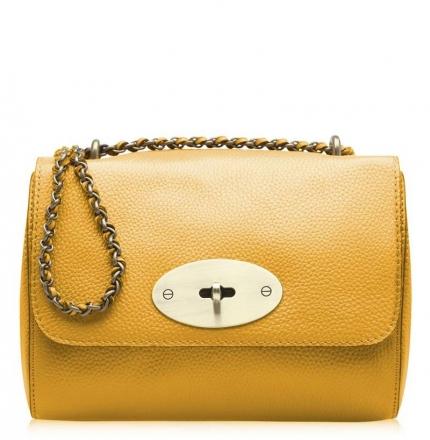 Клатч женский, желтый, B00232-yellow