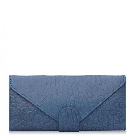Кошелек женский Trendy Bags K00395-blue, синий