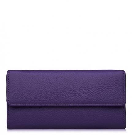 Кошелек женский Trendy Bags K00397-violet, фиолетовый