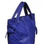 Сумка женская Roberta Gandolfi, RG8093 blu agata, синяя