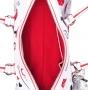 Женская сумка Cromia, CR1400489 bianco femme, белый