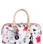 Женская сумка Cromia, CR1400489 bianco/naturale, белый
