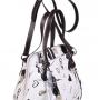 Женская сумка Cromia, CR1400495 beige/t.moro fe, белый