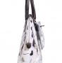 Женская сумка Cromia, CR1400496 beige/t.moro fe, белый