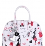Женская сумка Cromia, CR1400496 bianco femme, белый