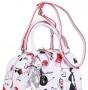 Женская сумка Cromia, CR1400503 bianco femme, белый