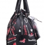 Женская сумка Cromia, CR1400504 nero femme, черный