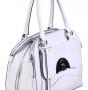 Женская сумка Cromia, CR1400610 bianco klara, белый