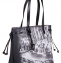 Женская сумка Gai Mattiolo, MT7400556 nero trevi, черный