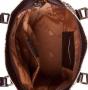 Женская сумка Di Gregorio, DG 2401 roccia/moro piton, коричневый