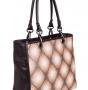Женская сумка Marina Creazioni, B1918/liscia nero togo, черный