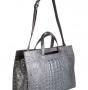 Женская сумка Gianni Chiarini, BS1057 ADV grigio, серый