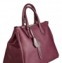 Женская сумка Gianni Chiarini, BS1391 SAF ruby/champagne, бордовый