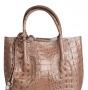 Женская сумка Gianni Chiarini, BS1419 ADV fango, бежевый