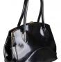 Женская сумка Carlo Salvatelli, CS 8032 nero London, черный