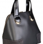 Женская сумка Carlo Salvatelli, CS 8034 nero razza/nero r, черный