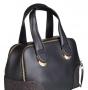 Женская сумка Carlo Salvatelli, CS 8035 nero razza/nero r, черный