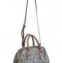 Женская сумка Cromia, CR1400805 grigio femme pu, серый