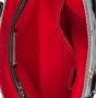 Женская сумка Cromia, CR1400807 grigio/nero fem, серый