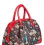Женская сумка Cromia, CR1400822 rosso femme go, черный