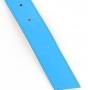 Ремень женский Marina Creazioni F1340-30 azzurro laccato, голубой