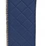 Кошелек женский Gillivo 6123C00520 nappa blue, синий