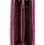 Кошелек женский Gillivo 6123C00520 nappa fuchsia, фиолетовый