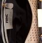 Сумка женская Francesco FR8077 nero/beige lustrin, черный
