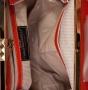 Сумка женская Carlo Salvatelli CS 8012 corallo London A-, красная