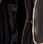 Сумка женская Carlo Salvatelli CS 8088 nero vernice/bian, черная