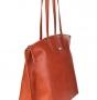 Сумка женская Tosca Blu TS135B390 cognac, рыжяя