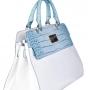 Сумка женская Tosca Blu TS13JB147 azzurro, белая