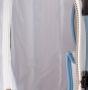 Сумка женская Tosca Blu TS13WB343 azzur/bianco/ne, голубая