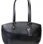 Женская сумка Cromia, CR1400303 nero perla, черный