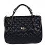 Женская сумка Marina Creazioni, B1748 nero tender+piombo, черный