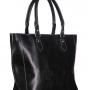 Женская сумка Marina Creazioni, B1938 nero/fuxia elite+va, черный