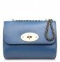 Клатч женский, голубой, B00232-blue