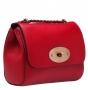 Клатч женский, красный, B00232-red