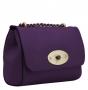 Клатч женский, фиолетовый, B00232-violet