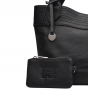 Женская сумка Trendy bags B00241-black, черный