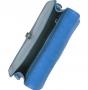 Клатч женский, голубой, B00348-blue
