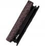 Клатч женский, черный, B00371-black