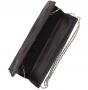 Клатч текстильный, черный, K00253-black